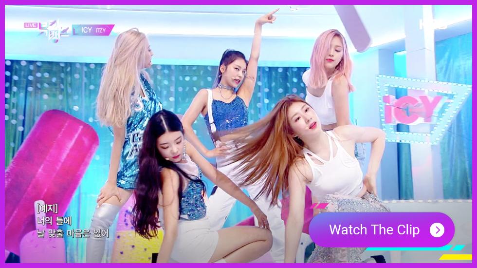 ITZY, ICY, Kpop, Kpop comeback